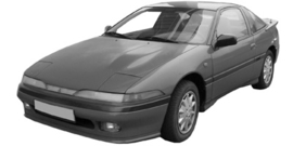 Mitsubishi Eclipse 1989-1996