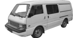 Mazda E-series 1987-2004