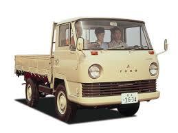 Mitsubishi Canter 1963-1992