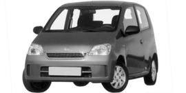 Daihatsu Cuore 1999-2003 L7