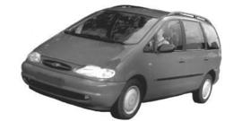 Ford Galaxy  tot 4/2000