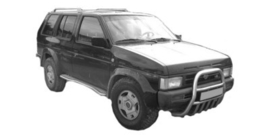 Nissan King-Cab 1987-1995 WD21