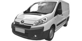 Toyota Proace 2013-2016