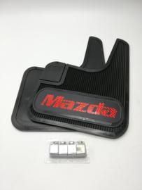 Spatlappen Universeel Mazda 2 stuks