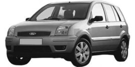 Ford Fusion tot 2005