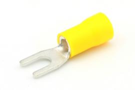 Vorkkabelschoen 2.5-6.0mm² geel Ø 4.3mm