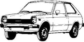 Toyota Starlet 1978-1984