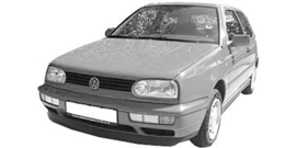 Volkswagen Golf 3 1992-1998