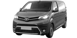 Toyota Proace vanaf 2016+