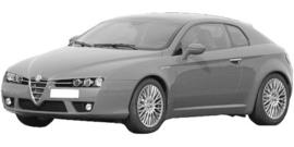 Alfa Romeo Brera 2006-2010