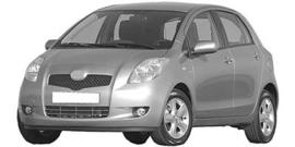 Toyota Yaris 2005-2009