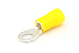 Ringkabelschoen 2.5-6.0mm² geel Ø 5.3mm