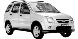 Suzuki Ignis 10/2003- 2008
