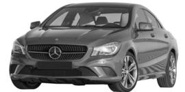 Mercedes CLA C117 2013+