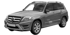 Mercedes GLK 2012-2015