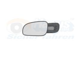 Spiegelglas Volvo S60 tot 04/ 2004 Links