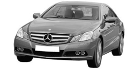 Mercedes E Coupe C207 2009-2016