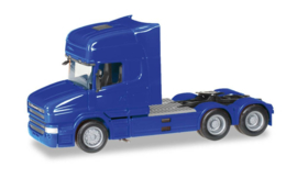 Scania Hauber Topline 3-a, blauw