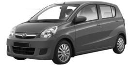 Daihatsu Cuore 2007+  L275,L276,L285