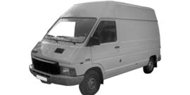 Renault Trafic tot 1989