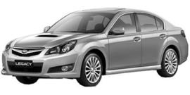 Subaru Legacy 10/2009-2014