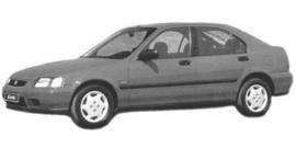 Honda Civic 1995-2001 5 deurs