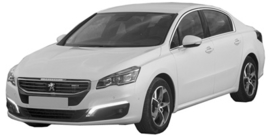 Peugeot 508 2014-2018