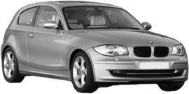 BMW 1 Serie E81/87 04/2007-2012