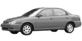 Kia Sephia 1998-2001