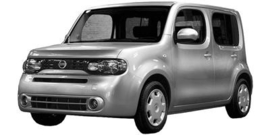 Nissan Cube 12/2009+