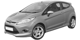 Ford Fiesta 11/2008-