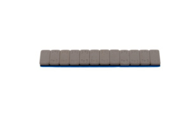 Plakgewicht Gecoat / Staal Strip 12x 5gr