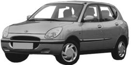 Daihatsu Sirion 1999-2004