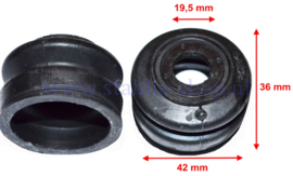 Fusee Rubber 42mm x 36mm G19.5