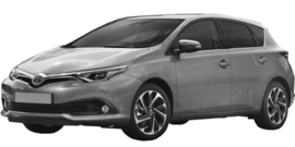 Toyota Auris 2013-2019