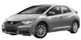 Honda Civic 2012-2017 5 deurs