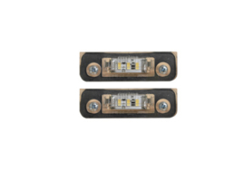 Kentekenplaatverlichting  Ford Mondeo 1996-2000 Led