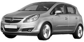 Opel Corsa D 2007-2011