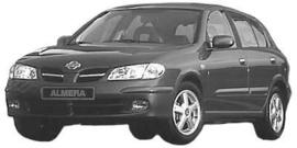 Nissan Almera N16 5/2000-2006