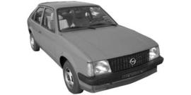 Opel Kadett D 1979-1984