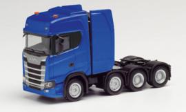 Scania CS 20 HD Schwerlast Blauw