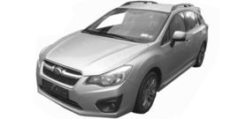 Subaru Impreza 10/2011 -2017