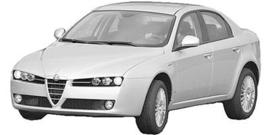 Alfa Romeo 159 2005-2013