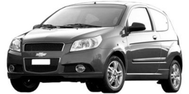 Chevrolet Aveo Hatchback 2008-2011