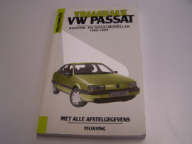 Vraagbaak Volkswagen Passat 1988-1992