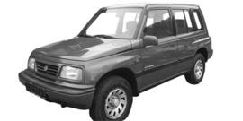Suzuki Vitara vanaf 1996+