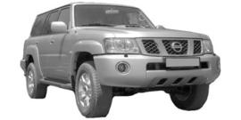 Nissan Patrol Y61 7/2004-2010/4