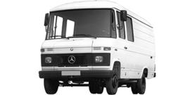 Mercedes T2 406-613 1968-1988