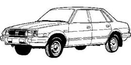 Subaru Leone  1979-1985