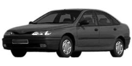 Renault Laguna I tot 2001